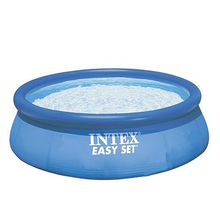 8FTx30IN Deep Easy Set Inflatable Pool above Ground Swimming Pool