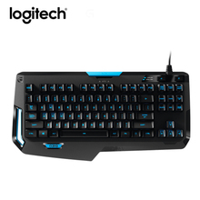 Logitech G310 Wired Mechanical Keyboard Gaming Laptop Gamer Ergonomics LED Backlight Romer-G mechanical keycap Original Keybord
