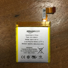 Battery For Amazon Kindle 4 MC-265360 D01100 S2011-001-S DR-A015 Smartphone Batteria Best S2011-001-S 890mAh Battery