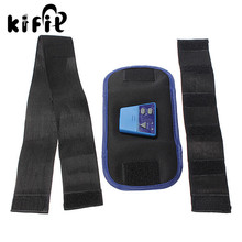 KIFIT New Arrival ABGymnic AB Gymnic Electronic Body Muscle Arm leg Waist Abdominal Massage Exercise Toning Belt Slim Fit(China)