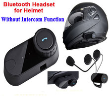 Motorcycle Bluetooth Helmet Stereo Headphone Waterproof BT Wireless Bluetooth Headsets Motorcycle Helmets Hand Free Headphone