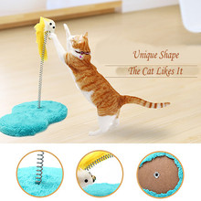 Creative Pet Cat Chew Interactive Toys Plaything Training Products Kedi Oyuncak Interactive Game Katten Cats Supplies 70A0157