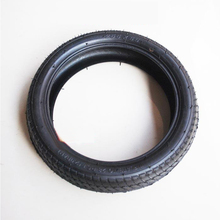 Tire 255X55 Inner Tube with a Bent Valve Stem fits Baby Stroller Tricycle Scooter