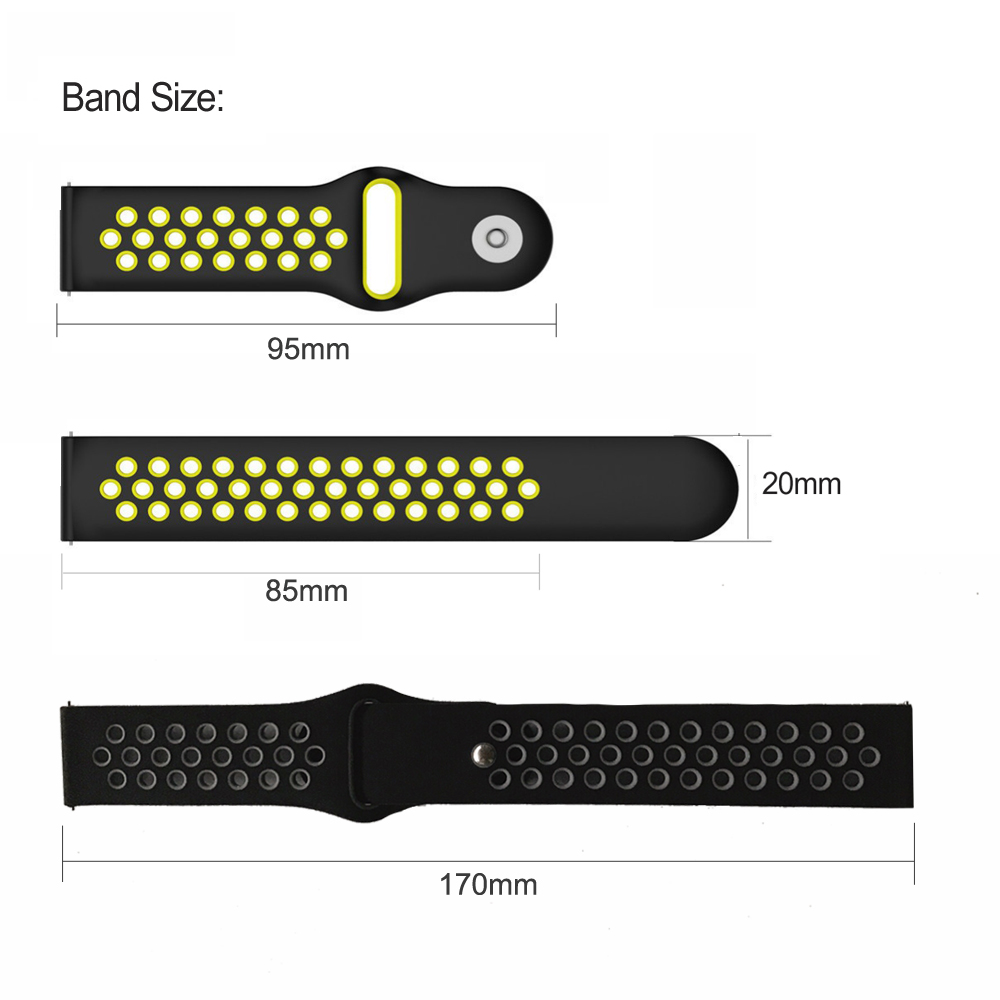amazfit watch band