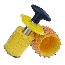 Stainless Steel Fruit Pineapple Corer Slicers Peeler Parer Cutter Kitchen Easy Vegetable Tool - VI-MAY Store store
