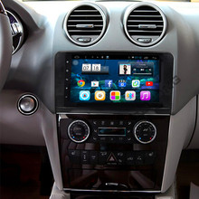 9 inch 2 din Android 6.0 Car Radio GPS Navi for Mercedes Benz ML W164 GL X164 ML300 ML350 GL300 GL350 GL450 GL500 Car DVD player