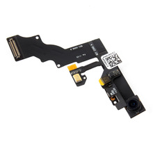 Front Small Camera Lens Flex Cable Ribbon Replacement Part For iPhone 6 Plus 5.5