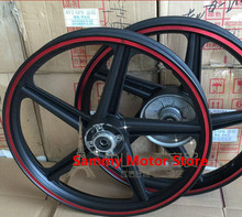 GSX GS125 16x18 18x18.5 Front Rear Motorcycle Wheel Rims(China)