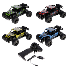 High Speed Remote Control RC Car Electric Off-Road Race Car Charge 2.4GHz Toy(China)