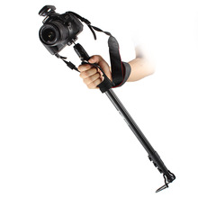 "Aluminum Camera Tripod WT1007 Lightweight 69"" Camera Stand For Canon Eos Nikon Sony Fuji Olympus All DSLR(China)"