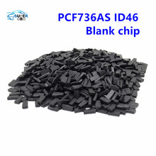 10pcs/lot Car key transponder Blank PCF7936AS PCF7936 id46 tango transponder chip for Honda for nissan for peugeot for citroen(China)