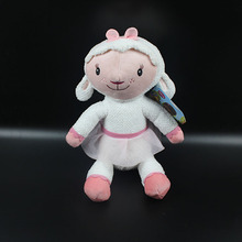 Original 30cm Doc McStuffins Toys Lambie Lamb Plush Doll Toy Cute Sheep Stuffed Animals Pelucia Brinquedos Kids Baby Dolls