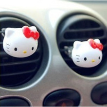 2 Piece Kt Cat Perfume Kt Hello Kitty Outlet Air Solid Perfume Perfume Perfume Free Shipping