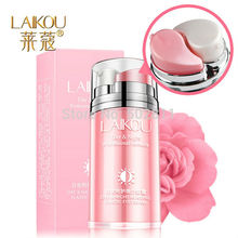 LAIKOU 20g Day Night Eye Cream Nursing Elastic Creams Prevent Moisturizing Anti-Aging Smooth Repair Dry Skin Makeup