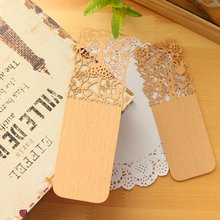 South Korea stationery delicate miniature wooden bookmarks Chinese creative wind brief classic lovely students bookmarks