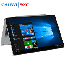 CHUWI Hi13 13.5 inch 2 in1 Windows Tablet PC 4GB 64GB 10 Intel Apollo Lake Celeron N3450 Quad Core Dual WiFi Cameras USB-C OTG(China)