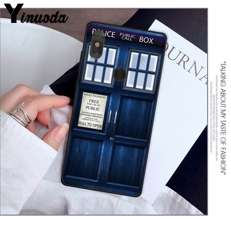Tardis Doctor Dr Who Police Box