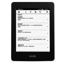 "For Kindle Paperwhite 7nd Generation 4GB eBook e-ink Monochrome screen WIFI 6""LIGHT Wireless Reader"