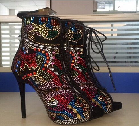 New-Lace-up-Rhinestone-Embellished-Sandals-High-Heels-Crystal-Open-Toe-Summer-Spring-Ankle-Boots-Sexy (1)