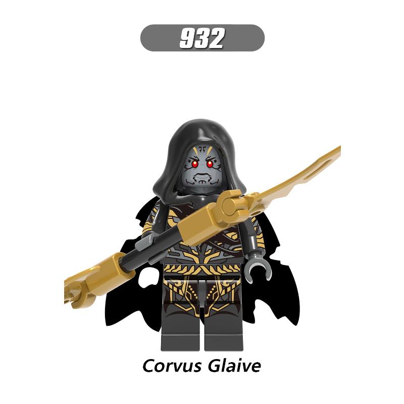 XH932-Corvus Glaive