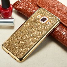 Luxury Glitter Bling Case For Samsung Galaxy Grand Prime G531/DS G531F S4 S5 S6 S7 Edge S4/S5 Mini Soft TPU Good Cover Funda