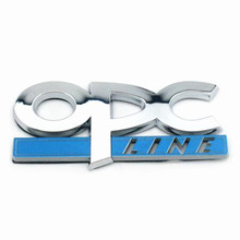 OPC Line Metal Car Stickers Emblem Decal Fit For opel insignia Corsa Meriva Mokka Zafira vectra Astra j h g car Accessories