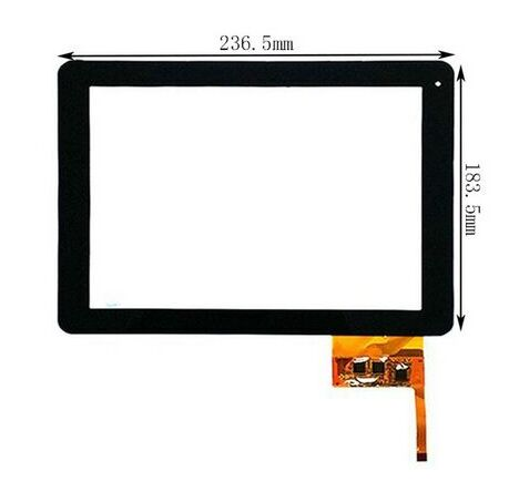 New 9.7INCH Touch screen For Mpman MPQC974 Digitizer Glass Sensor Free Shipping<br>