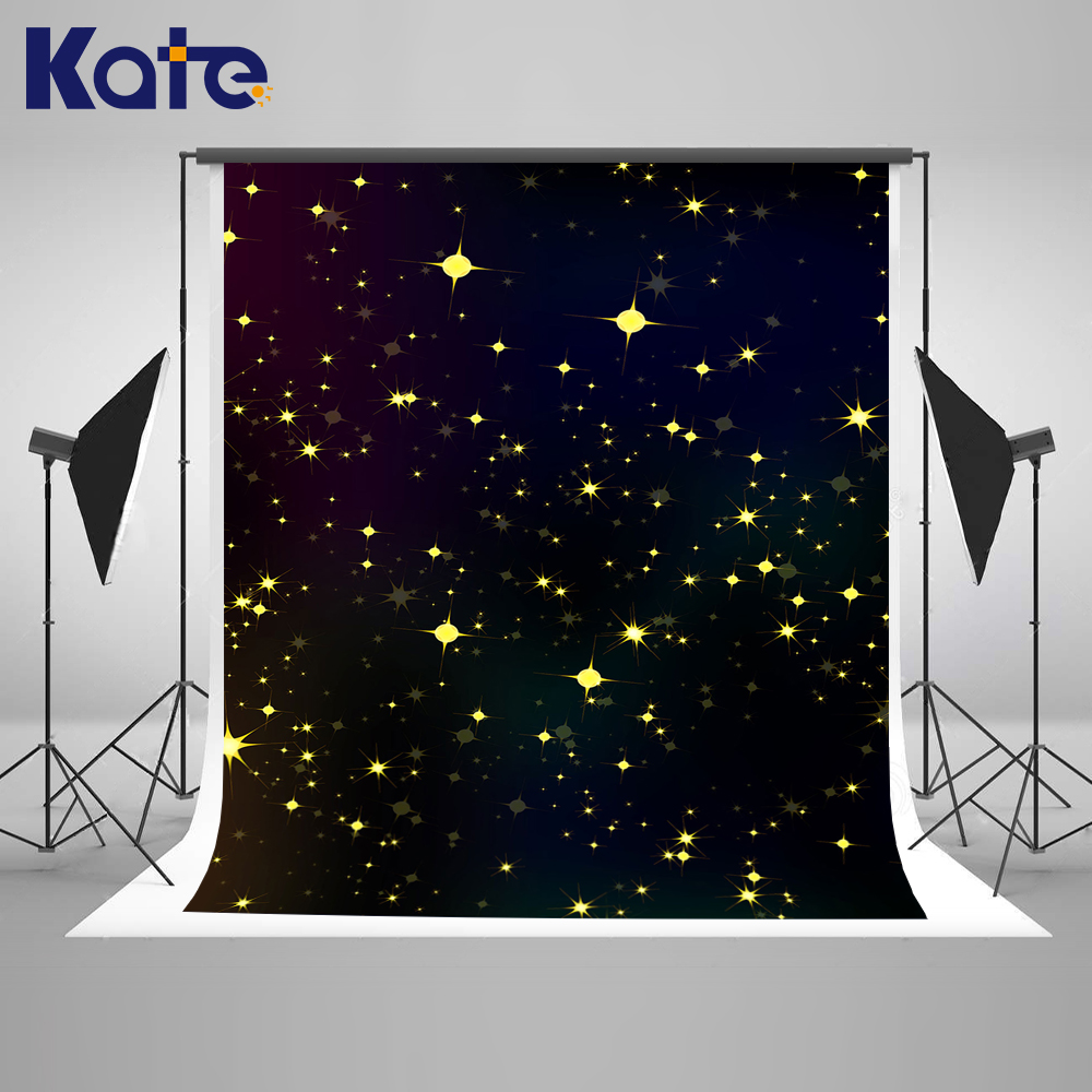 Kate10x10ft Black Bokeh Wedding Photography Backdrop Highlights Dream Portrait Backdrop Background Children Studio Photocall <br>