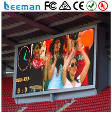Sinoela Factory Price Top Quality P8 P10 P16 Outdoor Full Color Led TV Advertising Display video wall screen panel Leeman LED