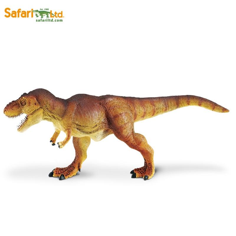 Jurassic Park Dinosaur Tyrannosaurus rex Classic Toys For Boys Children Collection 300729<br><br>Aliexpress