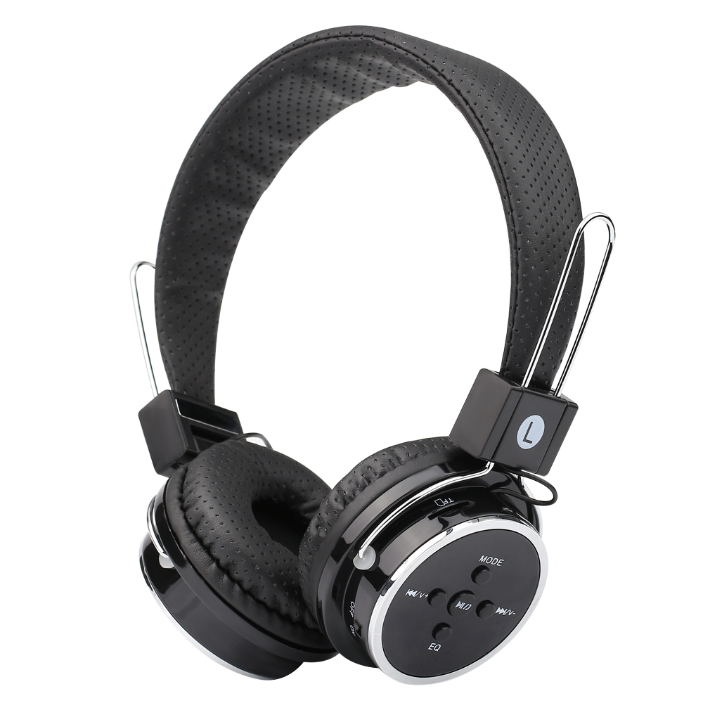 Original Wireless Bluetooth Earphone Stereo Portable Headphone Smart Music Handsfree Ear Headphone Support TF Card /FM Radio<br><br>Aliexpress