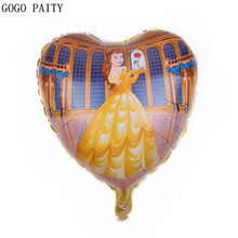 GOGO PAITY  Free shipping 18 inch heart-shaped new beauty princess love story wedding birthday dress