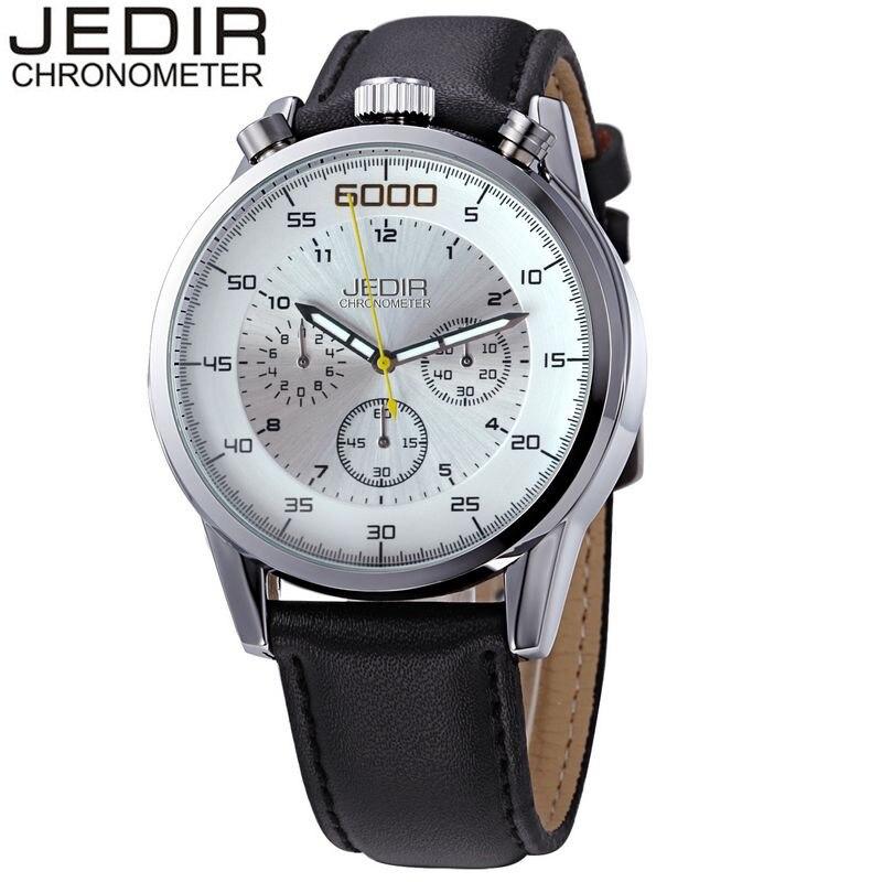 JEDIR 2017 Casual Mens Watches Male Quartz-watch Wrist Watch Montre Homme Gift Box Free Ship<br><br>Aliexpress