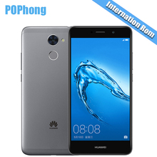 International ROM Huawei Enjoy 7 Plus 3GB/4GB RAM 32GB/64GB ROM Android 7.0 Mobile Phone Snapdragon 435 Octa Core 5.5 inch P(China)