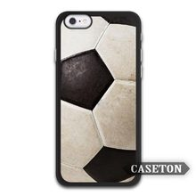 Soccer Ball Football Skin Case For iPhone 7 6 6s Plus 5 5s SE 5c 4 4s and For iPod 5