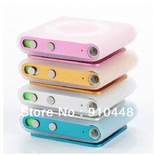 new candy color soft silicone tpu cover case For iPod Shuffle 4(China)