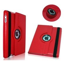 360 Rotating Magnetic PU Leather Case Cover for New iPad MINI ipad mini 1 2 mini 3 With Screen Protector Guard+film FreeShipping