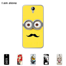 For HOMTOM HT7 HT 7 Pro Soft silicon tpu Plastic Mobile Phone Cover Case DIY Color Paitn Cellphone Bag Shell Free Shipping(China)