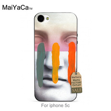 black tpu silicone Composition On Panel Cool Mask Luxury Fashion 3D Phone Case For iPhone se 5s 6s 7 plus case