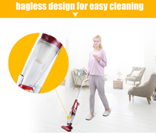 Hand Held Vacuum Cleaner Household Vacuum Dust Collector Portable Dust Cleaner(China)