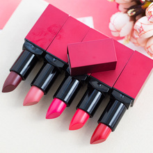 5 Colors Women's Sexy Fashion Last Lipstick Velvet Matte Korea Cosmetic Beauty