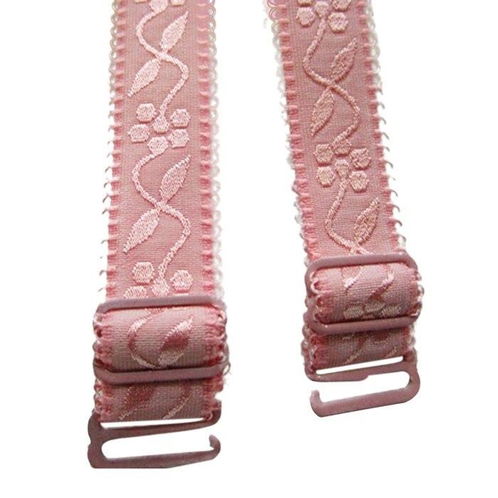 Elastic Brassiere Strap WOMAIL delicate 17 Fashion New Sexy Slim Ladies Underwear Straps Shoulder Floral Print Lingerie W30 @ 10