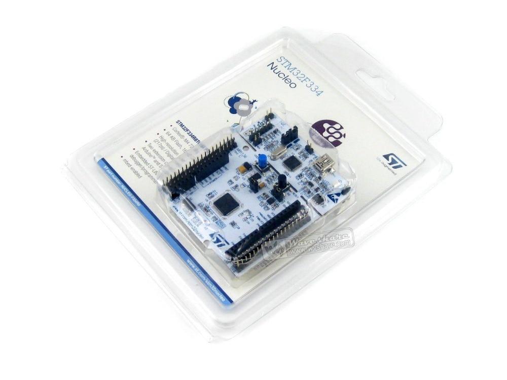 Modules STM32 Board Nucleo NUCLEO-F334R8 STM32F334R8 STM32 Development Board Integrate ST-LINK/V2-1 Debugger/Programmer Free Shi<br><br>Aliexpress