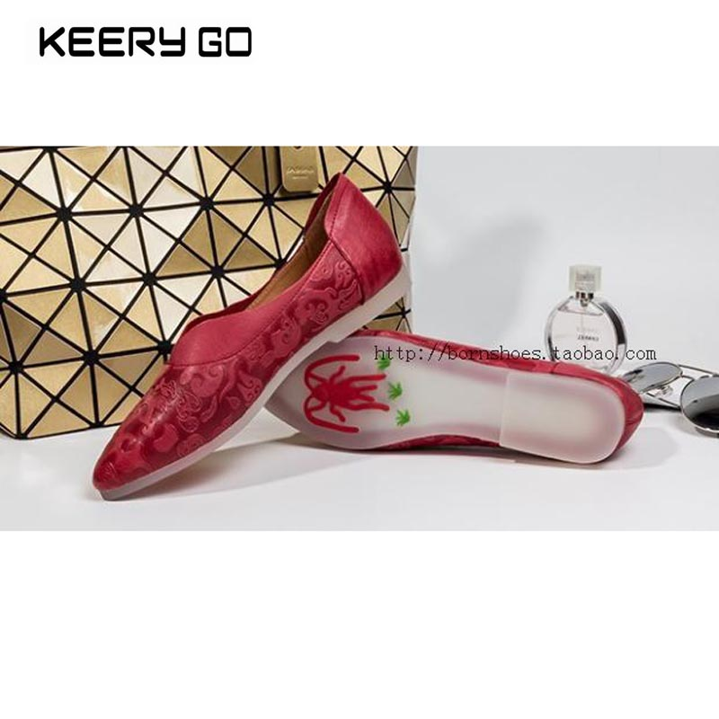 factory outlet Can wholesale OEM  Pan pointed shoes Flat shoes 35-40<br>