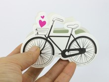 20pcs European Creative Bicycle Candy Box Wedding Faours Gift Box Chocolate Box  Event  & Party Supplies Birthday Supplies