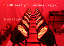 54*3W RGBW /White LED PAR Can Light  for Stage Moving Head Spot Light