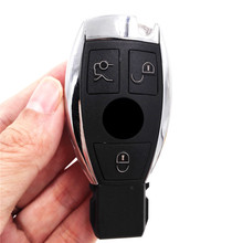 3 Buttons 315MHZ Smart Remote Car Key for NEC Benz MB Suitable for All IR wipe equipment(with LOGO)