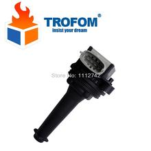 Ignition Coil For Volvo V50 C30 C70 S40 S60 V70 S80 FORD FOCUS KUGA MONDEO S-MAX 2.0 2.4 2.5 0221604010 1371601 30713417 UF-517(China)