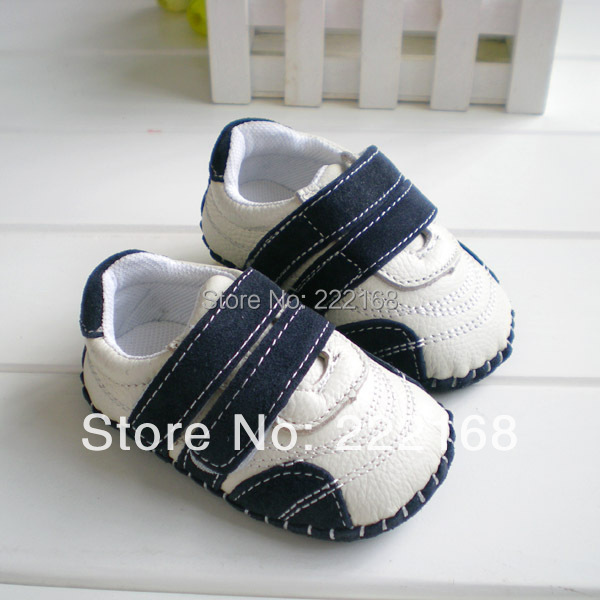 2017 Genuine Leather Indoor Baby Boys Girls First Walkers Infant Kids Toddler Shoes Soft Sole Prewalkers<br><br>Aliexpress