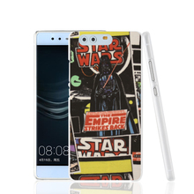 07630 Star Wars Comic Fabric cell phone Cover Case for huawei Ascend P7 P8 P9 lite Maimang G8